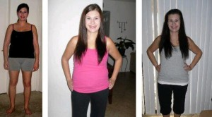 90 Day Challenge Before & After Photos